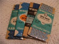 Vintage Cotton Rick Rack in Original Packaging, More Great Colors!